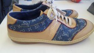 Louis Vuitton Monogram Jeans Sneaker