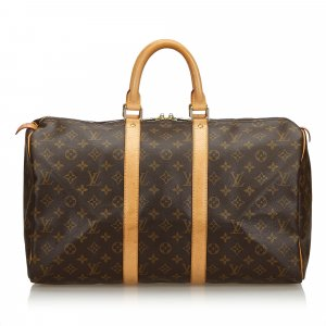 Louis Vuitton Monogram Keepall 45