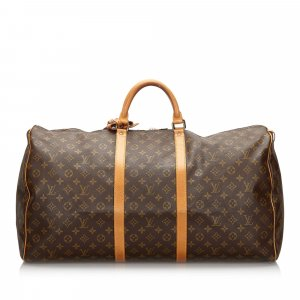 Louis Vuitton Travel Bag brown