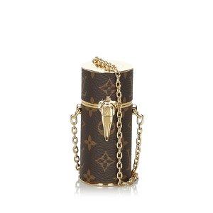 Louis Vuitton Monogram Lipstick Case