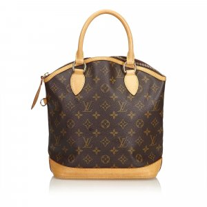 Louis Vuitton Monogram Lockit Vertical