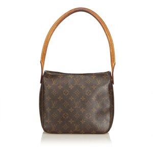 Louis Vuitton Borsa a tracolla marrone