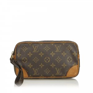 Louis Vuitton Monogram Marly Dragonne PM