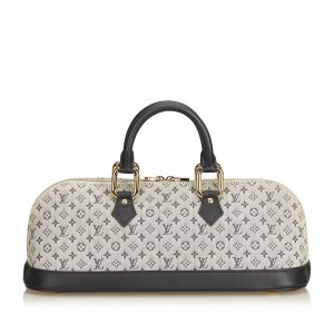 2001da176652a Louis Vuitton Monogram Mini Lin Alma Long