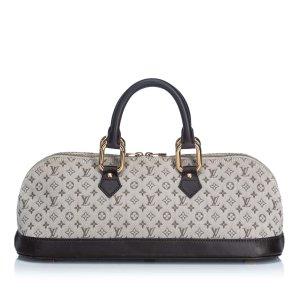 Louis Vuitton Monogram Mini Lin Alma Long Handbag