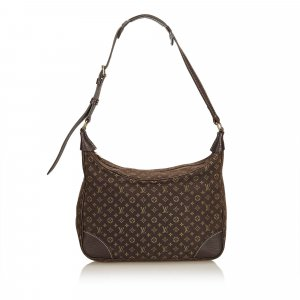 Louis Vuitton Monogram Mini Lin Boulogne