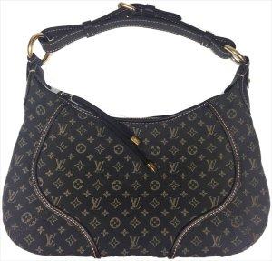 Louis Vuitton Monogram Mini Lin Canvas Ebene Mannon PM Tasche Handtasche