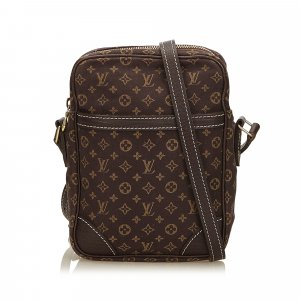 Louis Vuitton Monogram Mini Lin Danube