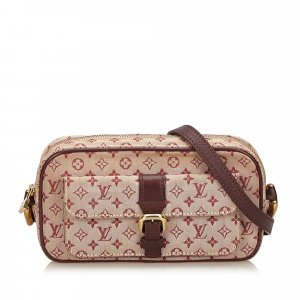 Louis Vuitton Monogram Mini Lin Juliet MM