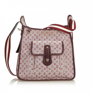 Louis Vuitton Monogram Mini Lin Mary Kate