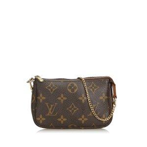 Louis Vuitton Monogram Mini Pochette Accessoires