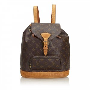 Louis Vuitton Monogram Montsouris MM