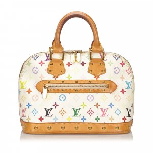 Louis Vuitton Monogram Multicolore Alma PM