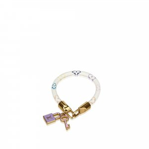 Louis Vuitton Bracelet white