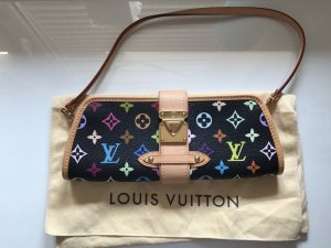 Louis Vuitton Monogram Multicolore Noir Pochette