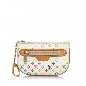 Louis Vuitton Monogram Multicolore Pochette Pouch Bag