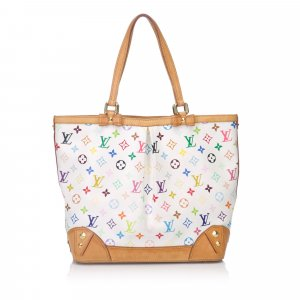 Louis Vuitton Tote white