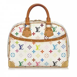 Louis Vuitton Sac à main blanc