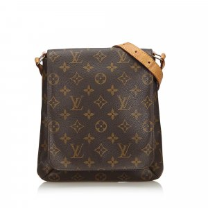 Louis Vuitton Monogram Musette Salsa Short Strap