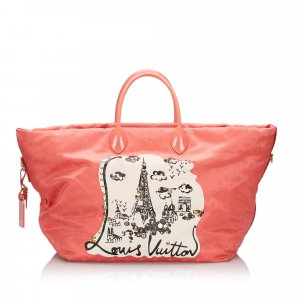 Louis Vuitton Monogram Nouvelle Vague Beach Bag