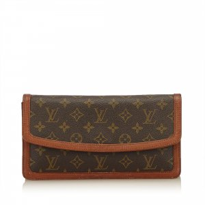 Louis Vuitton Monogram Pochette Dame