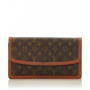 Louis Vuitton Pochette brun