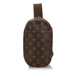 Louis Vuitton Monogram Pochette Gange