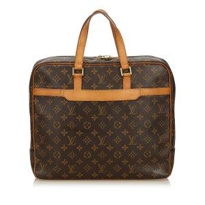 Louis Vuitton Business Bag brown