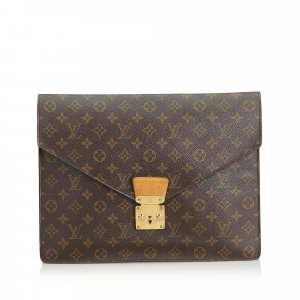 Louis Vuitton Monogram Porte Documents Senateur