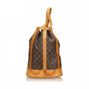 Louis Vuitton Zaino marrone