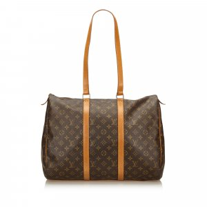 Louis Vuitton Reistas donkerbruin
