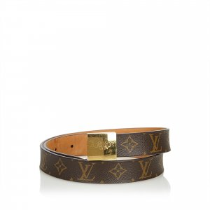 Louis Vuitton Ceinture brun