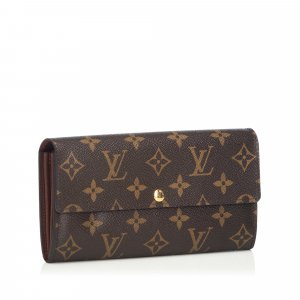 Louis Vuitton Monogram Sarah Wallet