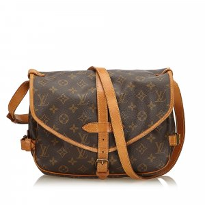 Louis Vuitton Sac bandoulière brun