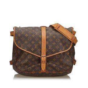 Louis Vuitton Crossbody bag brown