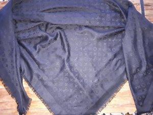 Louis Vuitton Monogram Schal-Tuch M71329 CHALE MONOGRAM NOIR (schwarz)
