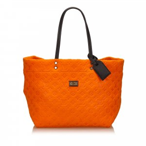 Louis Vuitton Sac fourre-tout orange