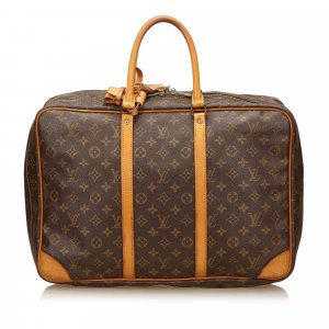 Louis Vuitton Weekender Bag brown