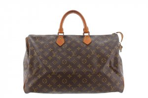 Louis Vuitton Bolso marrón