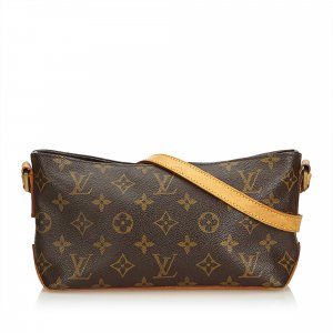 Louis Vuitton Monogram Trotteur