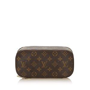 Louis Vuitton Monogram Trousse Blush PM