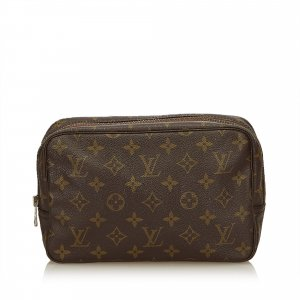 Louis Vuitton Pouch Bag brown