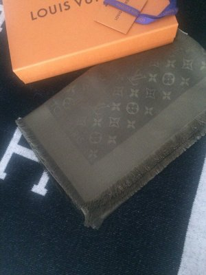 Louis Vuitton Monogram Tuch in khaki - Neu