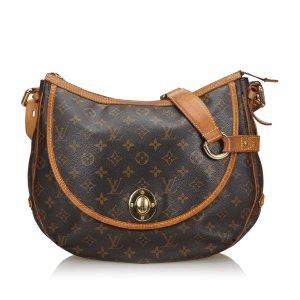 Louis Vuitton Hobos brown