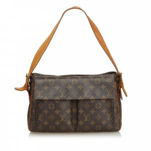 Louis Vuitton Monogram Viva Cite GM