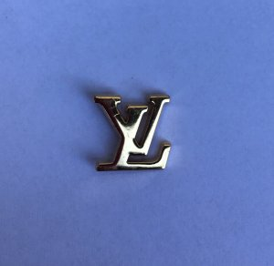 Louis Vuitton Monogramm Pin
