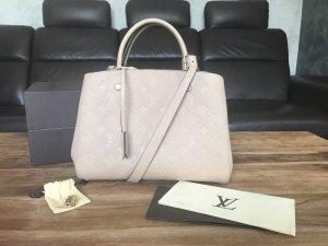 Louis Vuitton Bolso crema Cuero