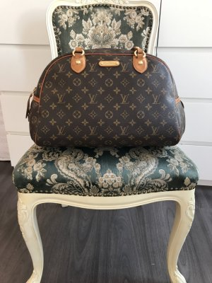Louis Vuitton Sac à main marron clair-bronze