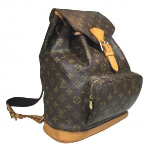 Louis Vuitton Montsouris GM Monogram Canvas Tasche Rucksack