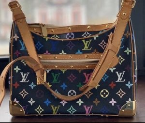 Louis Vuitton Multicolor